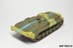 Русские танки №14 БМП-1 (только модель)