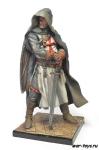 Сержант Ордена рыцарей Тамплиеров 12 в. 90 мм