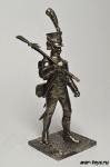 Карабиньер, Ирландский батальон 1807