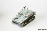 """Русские танки, журнал №105 с моделью """"Стюарт"""""""