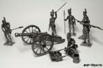 Артиллерийский набор Англия