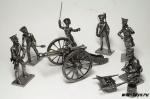 Артиллерийский набор. Россия 1812