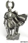 Тевтонский рыцарь 15 в. 90 мм.