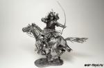 Конный самурай 90 мм