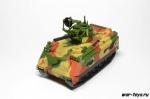 Боевые Машины Мира №33 -M163A1 Вулкан (США, 1968) только модель