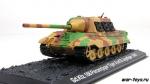 Танки Мира. Коллекция, журнал №15 с моделью Panzerjager Tiger