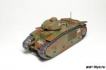 Боевые машины мира №26, B1bis (только модель)