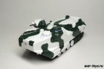 Боевые машины мира №19, AAVP7A1 (только модель)
