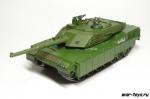 Боевые машины мира №15 С1 Ариете (только модель)