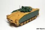 Боевые машины мира №30 MCV-80 Warrior (только модель)