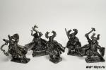 Рыцари крестоносцы 40 мм