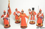Набор оловянных солдатиков Стрельцы