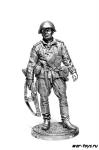 Старший сержант пехоты Красной армии, 1943-45 гг. СССР