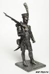 Карабиньр ирландский батальон 1807.