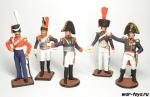 Набор оловянных солдатиков - Наполеоновские войны