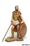 Греция Гоплит на отдыхе - 5 в до н.э.