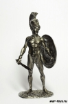Древнегреческий Атлет-олимпиец, 5-2 вв до н.э.