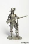 Испанский Мушкетер, Тридцатилетняя Война, 1618