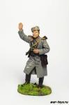 Старший сержант - артиллерист, командир орудия, 1943-45 гг. СССР