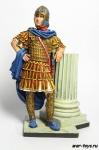 Римский Всадник конец 3 века н.э. 75 мм