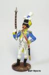 Драм-мажор голландских гренадер, 1810-11 гг.