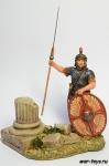 Армия Древнего Рима. Римлянин у столба