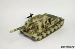 Русские танки №9  ИСУ-152 (только модель)
