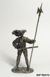 Швецарский наемник. Алебардист. 1515 г.