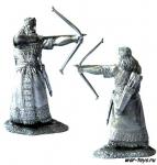 Знатный ассирийский воин, 2-1 тыс. до н. э.