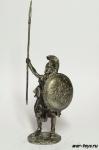 Царь, призывающий воинов к бою (Греция) 5 в до н.э.