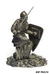 Рыцарь в бою 90 мм