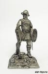 Раненый Английский Солдат, XIV в.