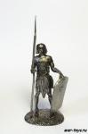 Знатный египетский воин
