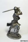 Английский Рыцарь Сэр Оливер Ингхэм 1340 90мм
