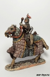 Золотоордынский военачальник, 14 век.