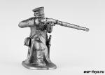Фельдфебель 23 Украинского егерского полка. 1854 г.