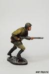 Советский боец, Сталинград - Оловянный солдатик коллекционная роспись 54 мм. Все оловянные солдатики расписываются художником в ручную