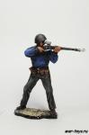Краснофлотец РККФ 1940-43 гг. - Оловянный солдатик коллекционная роспись 54 мм. Все оловянные солдатики расписываются художником в ручную