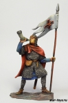 Норманнский рыцарь, XI век - Оловянный солдатик коллекционная роспись 54 мм. Все оловянные солдатики расписываются художником в ручную