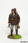 Солдат войск СС. - Оловянный солдатик коллекционная роспись 54 мм. Все оловянные солдатики расписываются художником в ручную