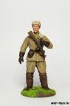 Боец десантно-штурмовой группы - Оловянный солдатик коллекционная роспись 54 мм. Все оловянные солдатики расписываются художником в ручную