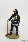 Португальский пожарный, Лиссабон 2004 г.
