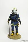Шведский пожарный, Стокгольм 2003 г.