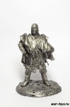 Хун кавалерист, телохранитель Аэций, 5-й век н. э.