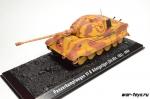 Танки мира, журнал №19 с моделью PzKpfw VI Tiger II