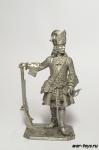 Обер-офицер гренадерских полков армейской пехоты 1710