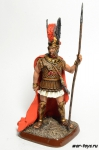 Александр Македонский, 335 г до н.э. - Оловянный солдатик коллекционная роспись 54 мм. Все оловянные солдатики расписываются художником в ручную