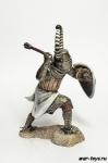 Рыцарь Тевтонского ордена, 75 мм - Оловянный солдатик коллекционная роспись 75 мм. Все оловянные солдатики расписываются художником в ручную