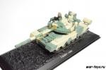 Модель танка 1/72 T-80БВ СССР 1990 - Модель танка в масштабе 1:72. Материал : металл, пластик