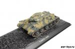 Модель танка 1/72 - T-34/76 СССР 1942 - Модель танка в масштабе 1:72. Материал : металл, пластик